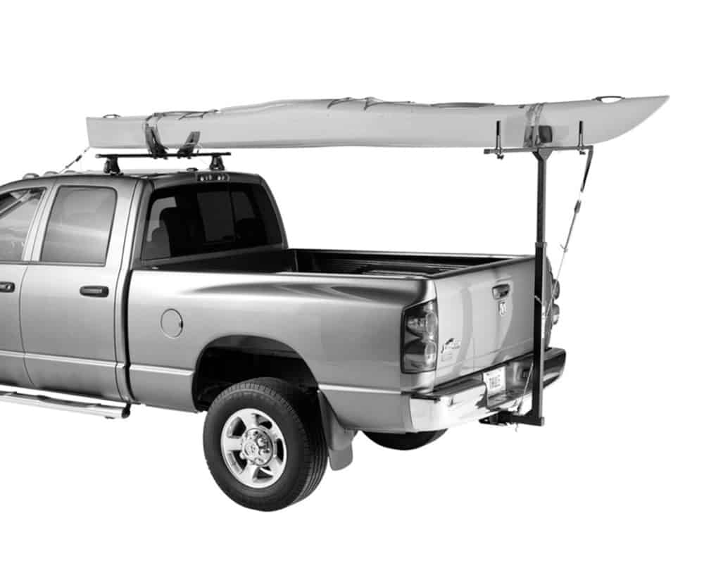 Best Kayak And Canoe Racks For Pickup Trucks