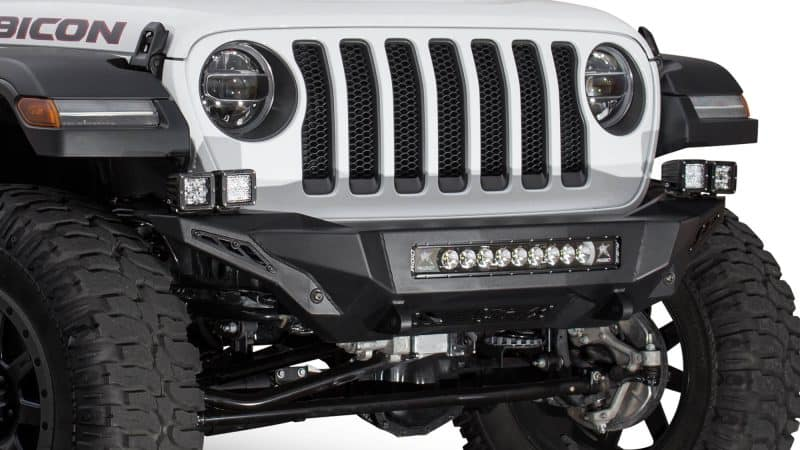 Best Jeep Bumpers of 2020