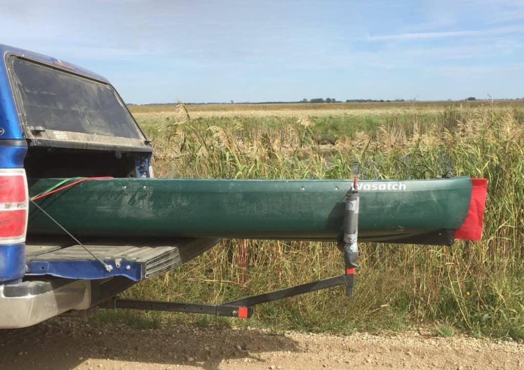 Kayak On Roof >> Best Kayak and Canoe Racks for Pickup Trucks