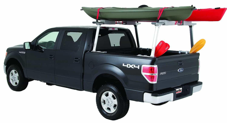 Best Kayak and Canoe Racks for Pickup Trucks